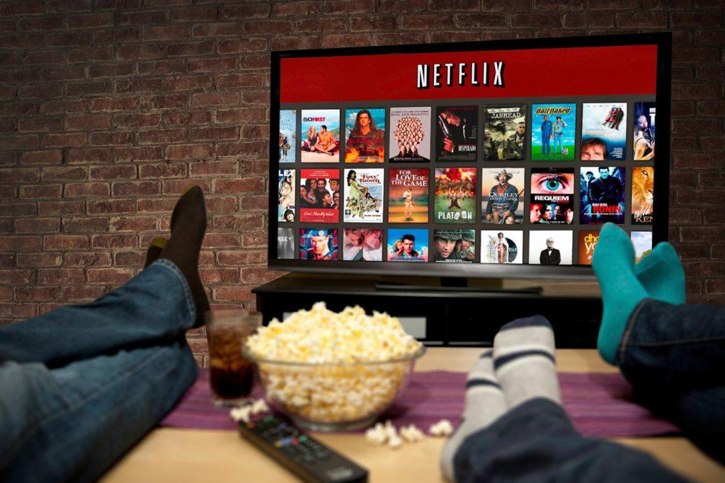 ¿Cómo ver Netflix sin conexión a internet?